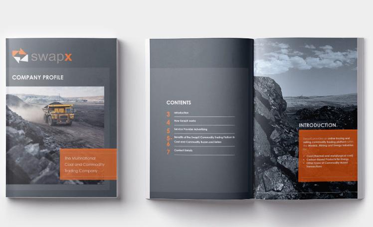 thiết kế và in hồ sơ năng lực
