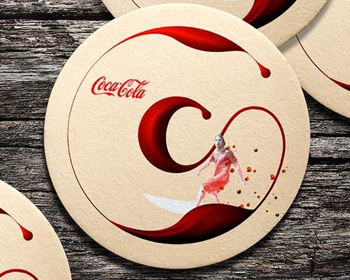 thiết kế và in lót cốc thương hiệu