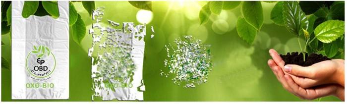 túi nhựa phân hủy thế nào