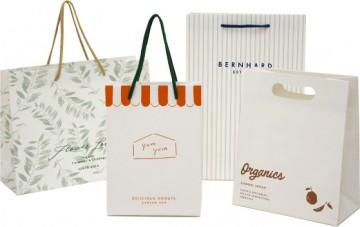 Sử dụng bao bì và túi giấy nhằm thu hút và nâng cao hình ảnh thương hiệu