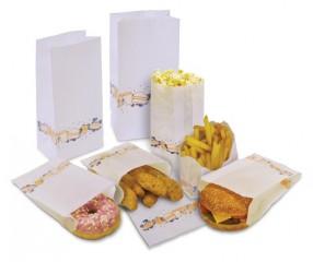 Tìm hiểu về túi giấy đựng đồ ăn nhanh hiện nay