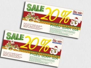 In thẻ khuyến mại, thẻ giảm giá chất lượng, giá cả tốt nhất ở đâu?