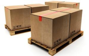 Bao bì hàng hóa từ hộp đến container