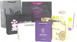 Mẫu túi giấy chuyên dùng cho mỹ phẩm