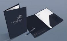 Thiết kế và in Kẹp file tài liệu